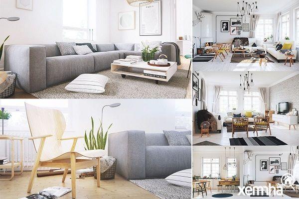 Lựa chọn đồ nội thất cho căn hộ