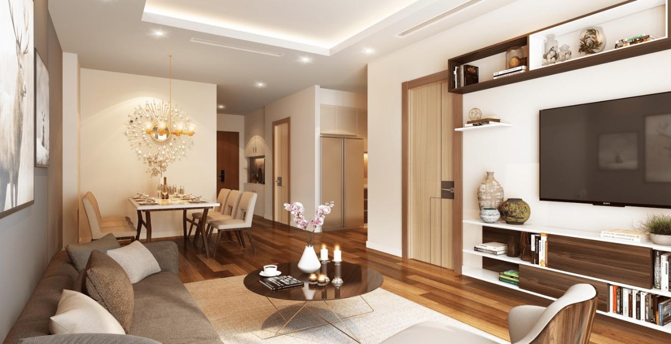 Tại sao thiết kế mở lại được ưa chuộng trong các căn hộ chung cư
