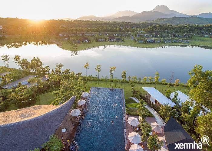 Khu nghỉ dưỡng Flamingo Đại Lải Resort