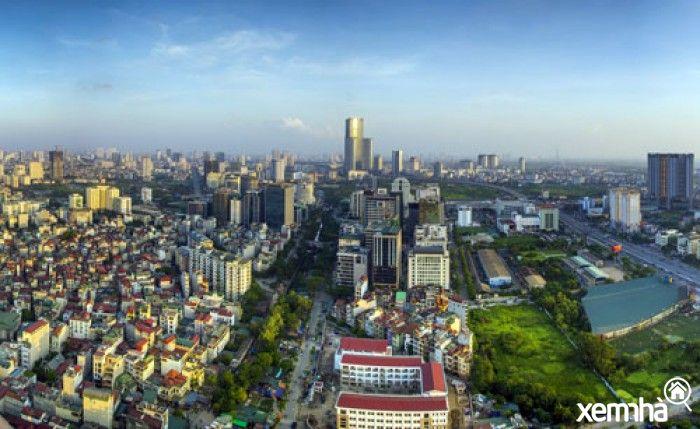 Hà Nội chỉ tăng giá đất 15% so với đề xuất ban đầu