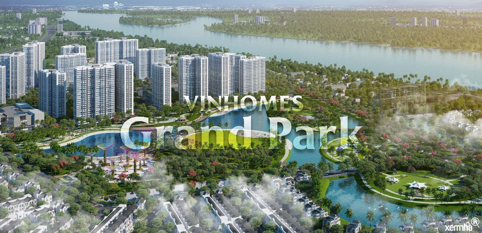 Dự án đại đô thị Vinhomes Grand Park