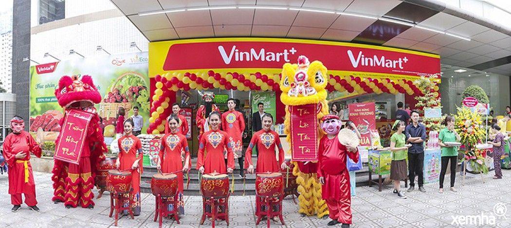 Chuổi siêu thị VinMart