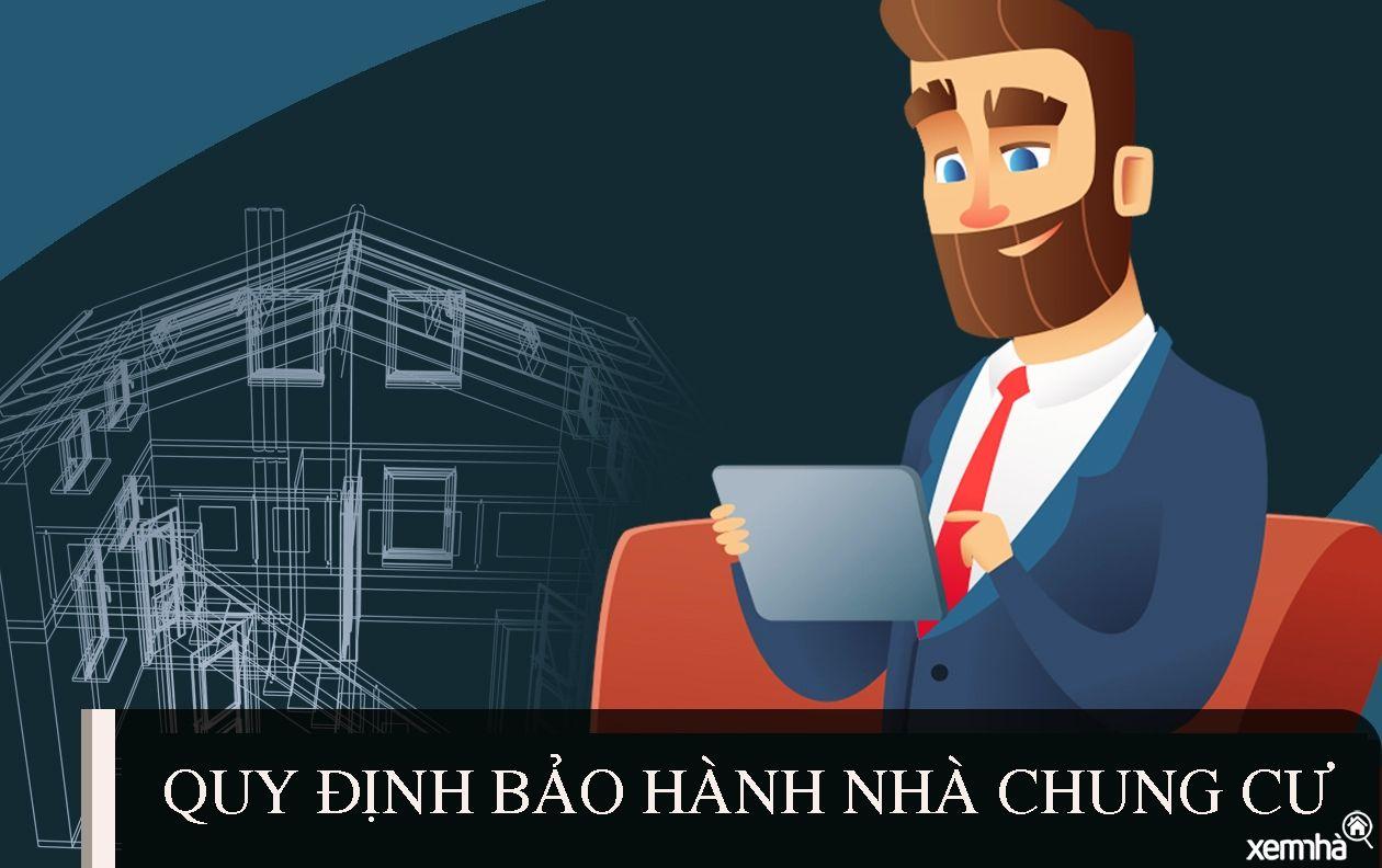Bảo hành nhà ở chung cư quy định