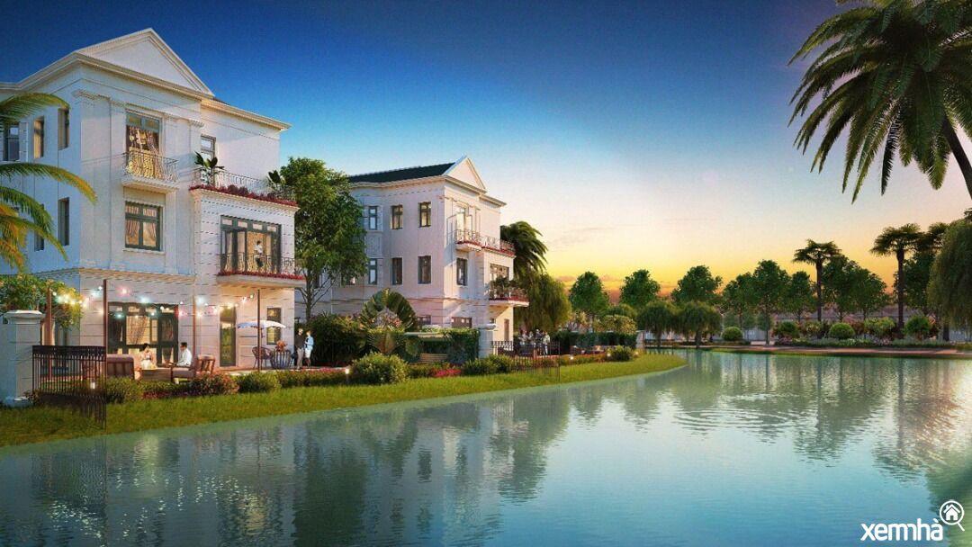 Biệt thự Sài Gòn Garden Riverside