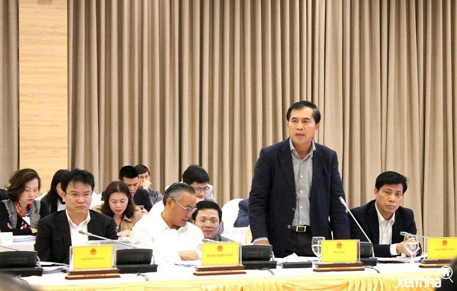 Bộ trưởng xây dựng Lê Quang Hùng
