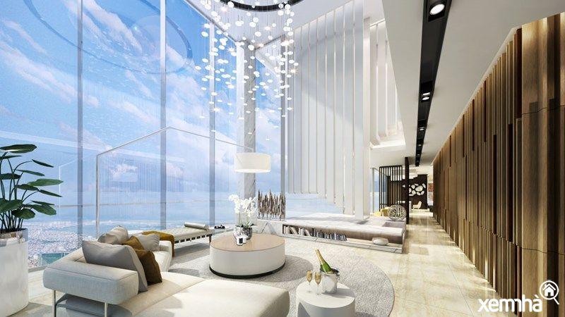 Thiết kế căn hộ Vinhomes Gallery