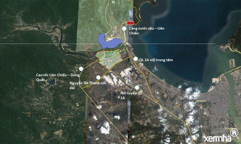 Dự án xây dựng cảng Liên Chiểu
