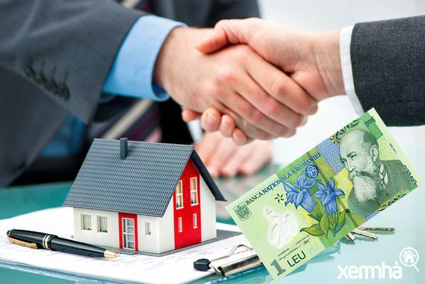 Giao dịch mua bán bất động sản