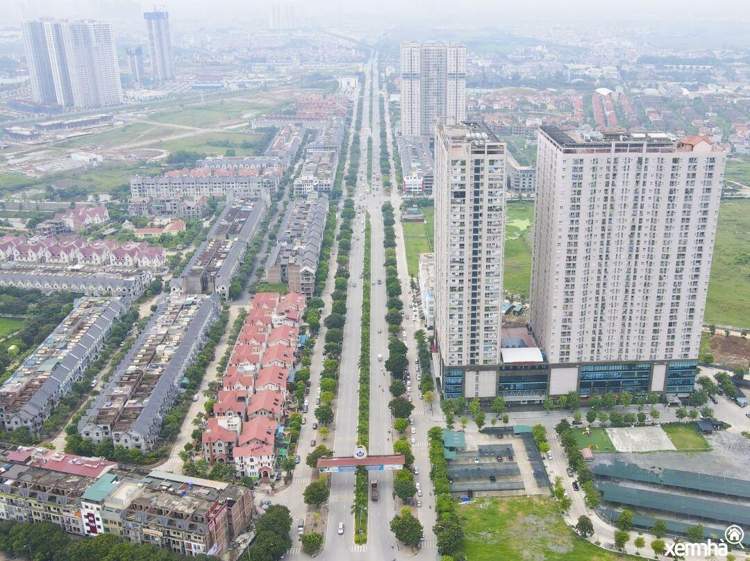 Đường vành đai 3.5 từ Đại lộ Thăng Long qua Quốc lộ 6