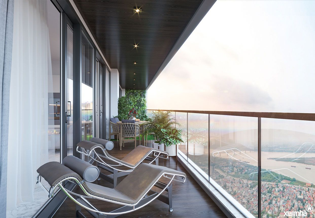 Thiết kế nội thất Sunshine Golden River