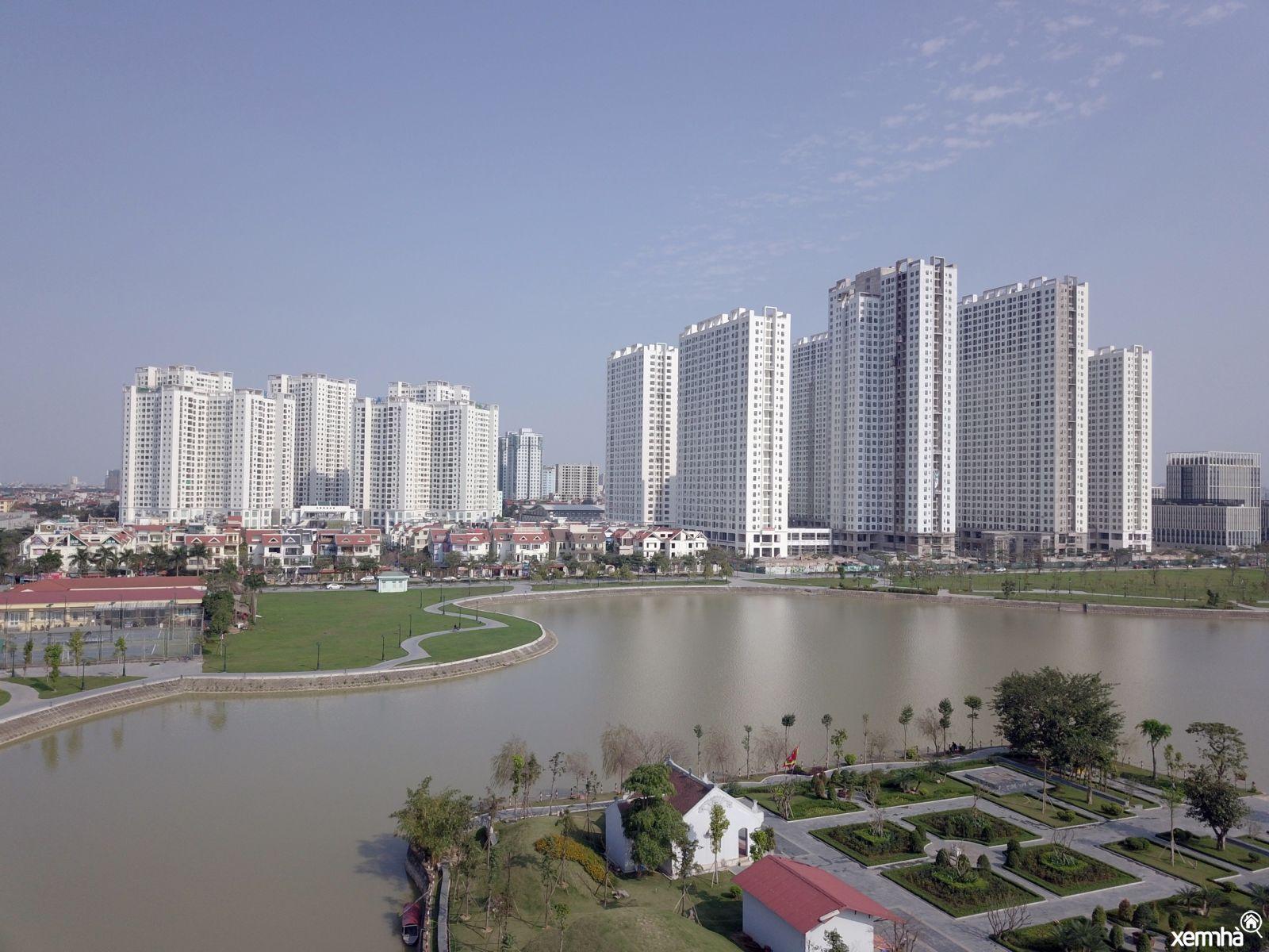 Toàn cảnh An Bình City
