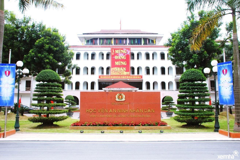 Học viện An Ninh