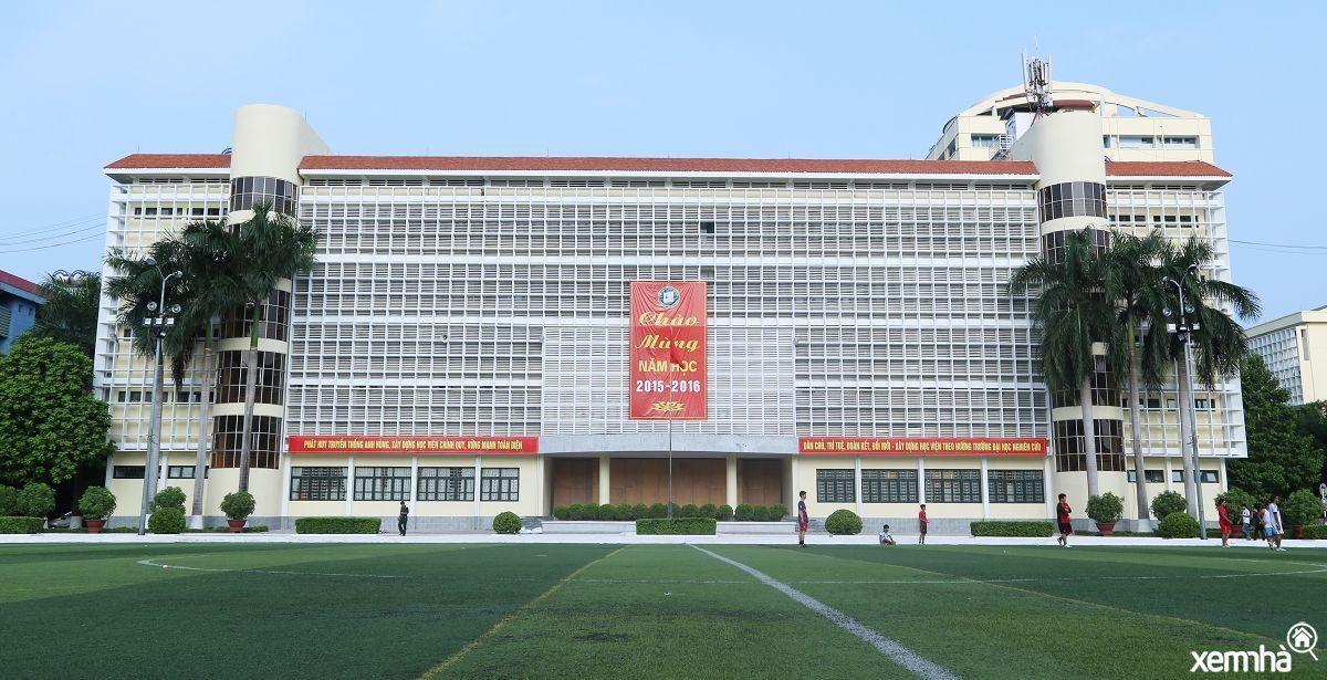 Học viện kỹ thuật quân sự