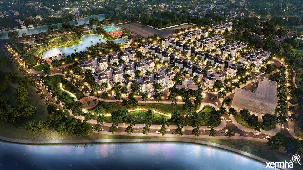 Khu đô thị phía Tây Hà Nội