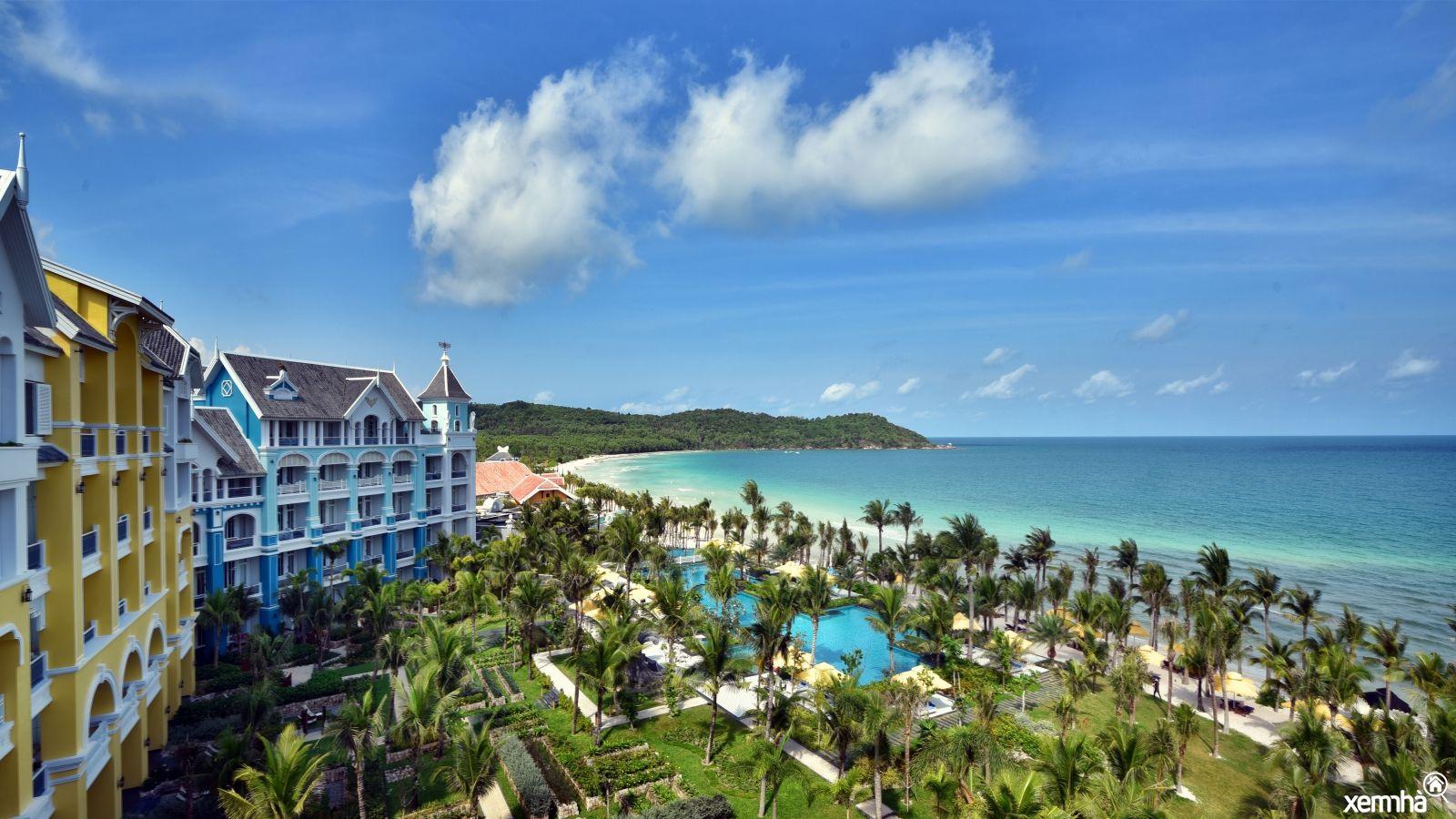 Khu nghỉ dưỡng JW Marriott tại Phú Quốc