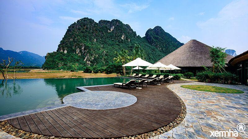 Khu nghỉ dưỡng Serena Kim Bôi Resort