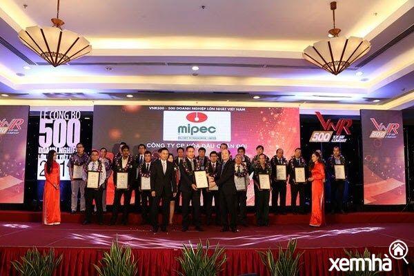 Mipec - Công ty bất động sản uy tín