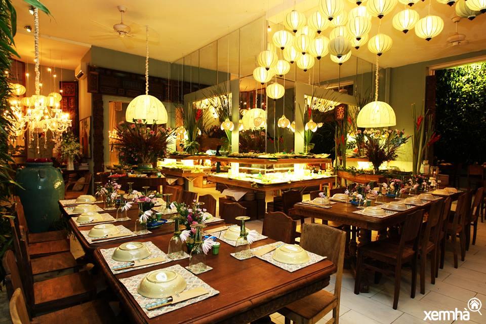 Nhà hàng Phúc Hưng Complex