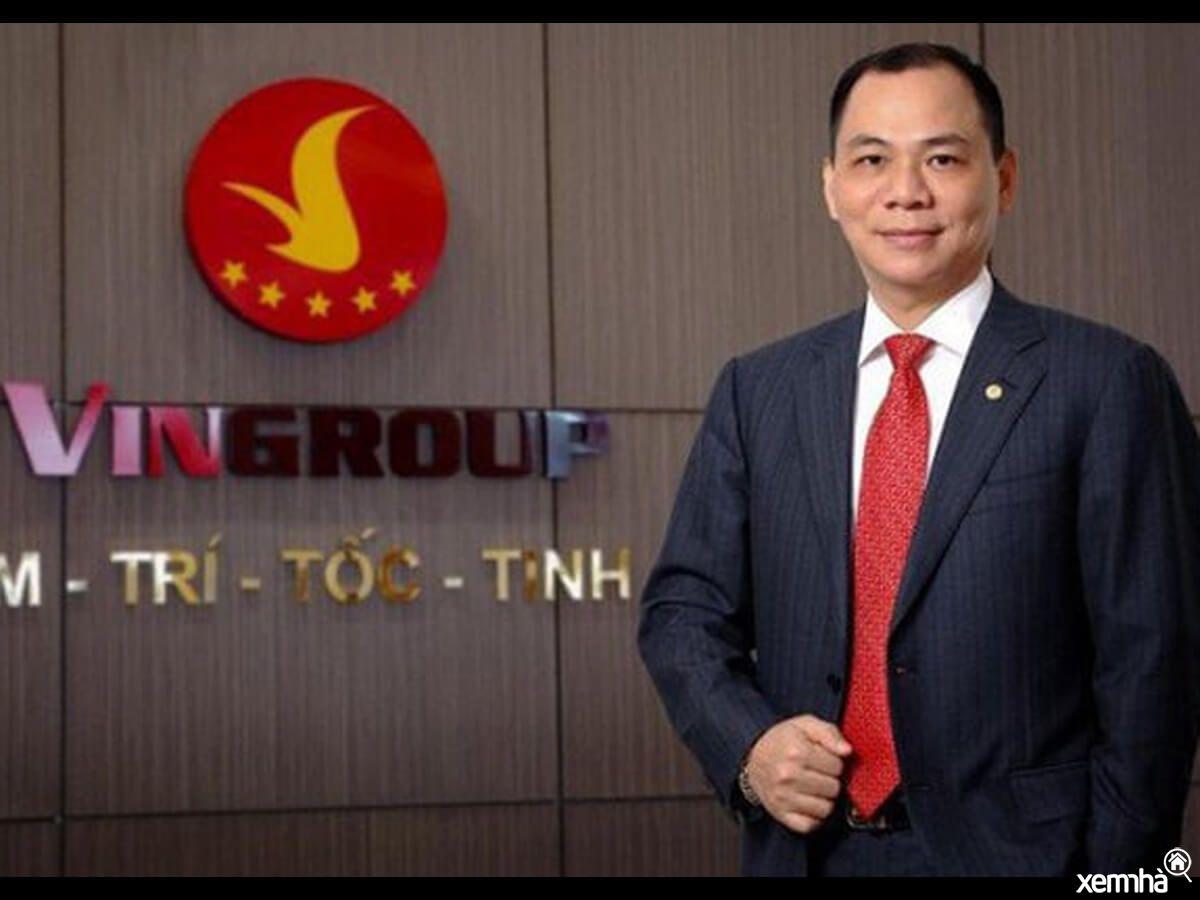 Phạm Nhật Vượng - Chủ tịch Vingroup