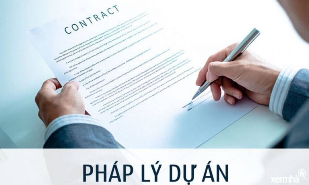 Tìm hiểu pháp lý dự án