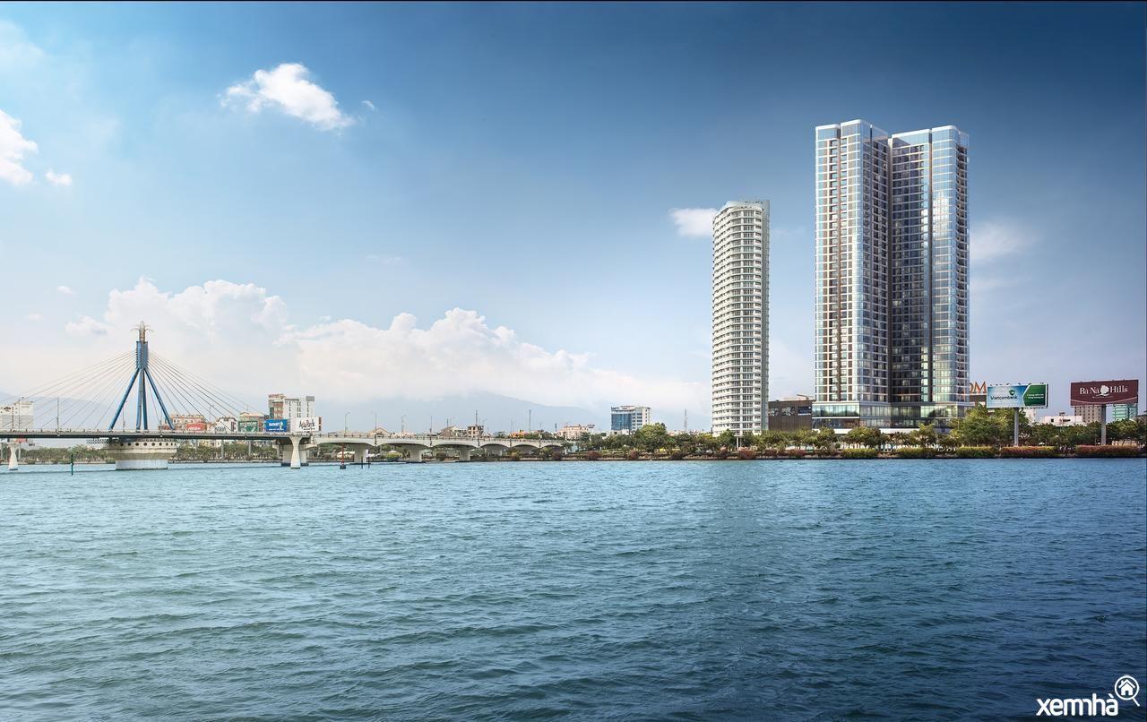 Phối cảnh dự án condotel Đà Nẵng