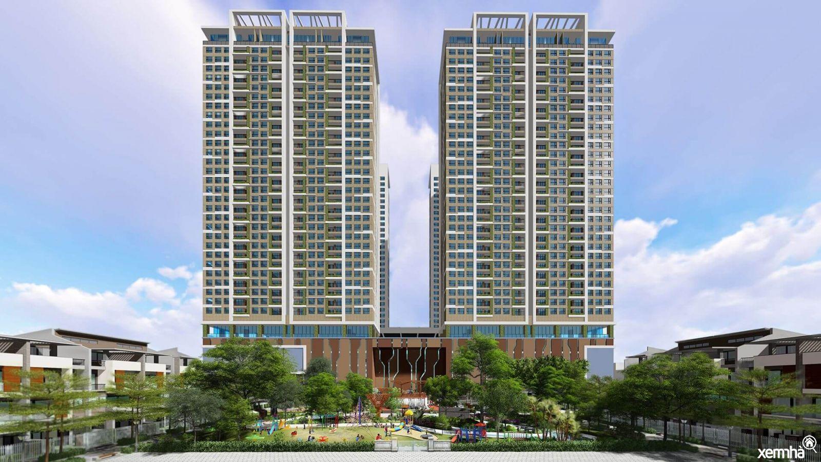 Dự án chung cư 6th Element