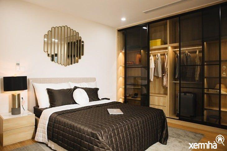 Không gian phòng ngủ TheZeiMyDinh