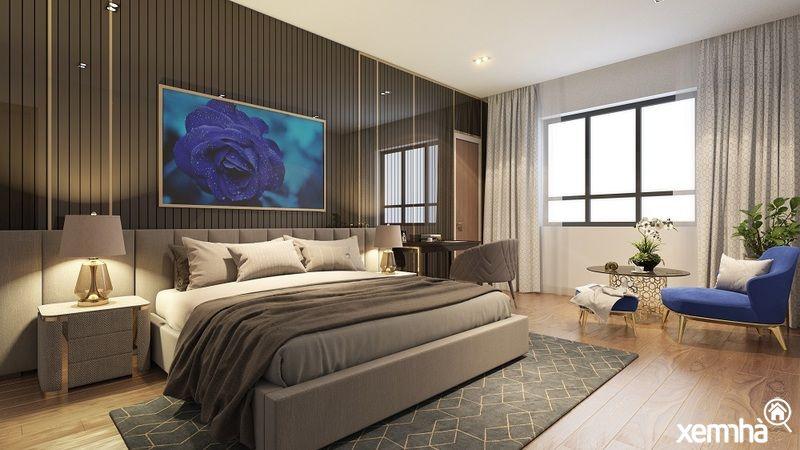 Phòng ngủ Amber Riverside
