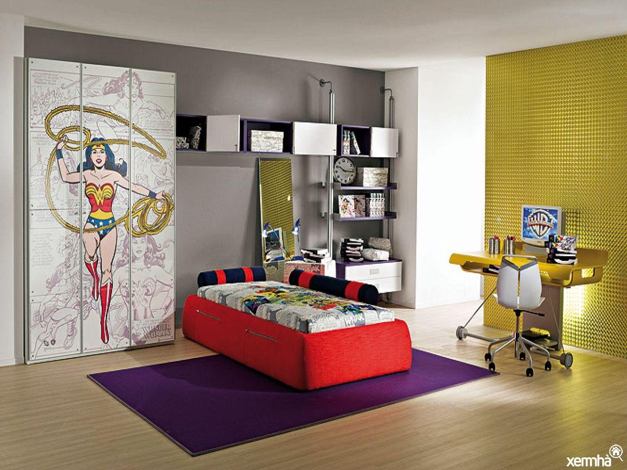 Phòng ngủ cho bé 4
