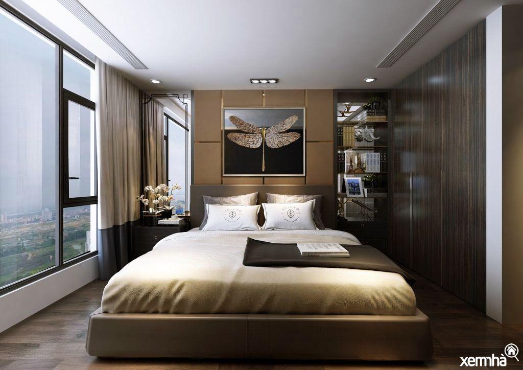 Phòng ngủ Sunshine City Ciputra