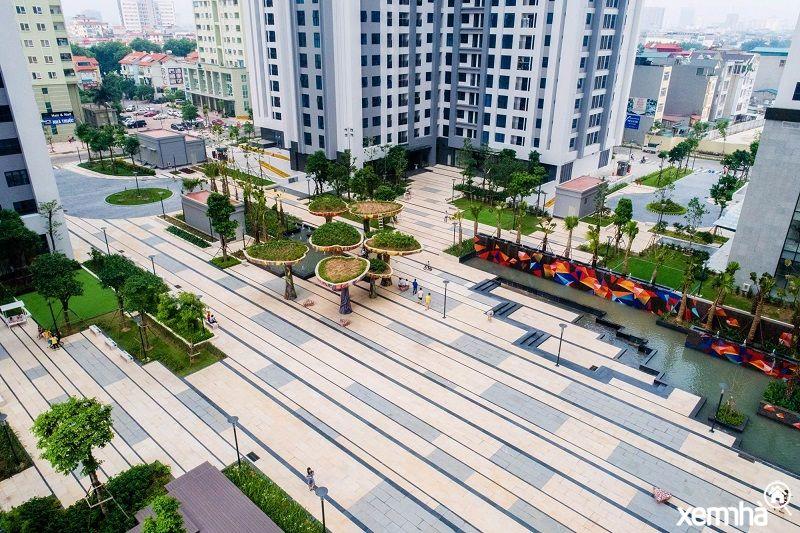 Hình ảnh thực tế Goladmark City