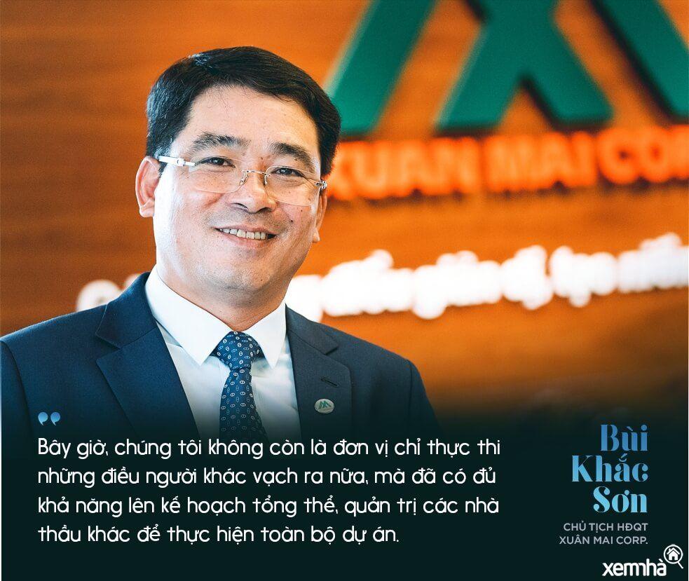 Quote Bùi Ngọc Sơn