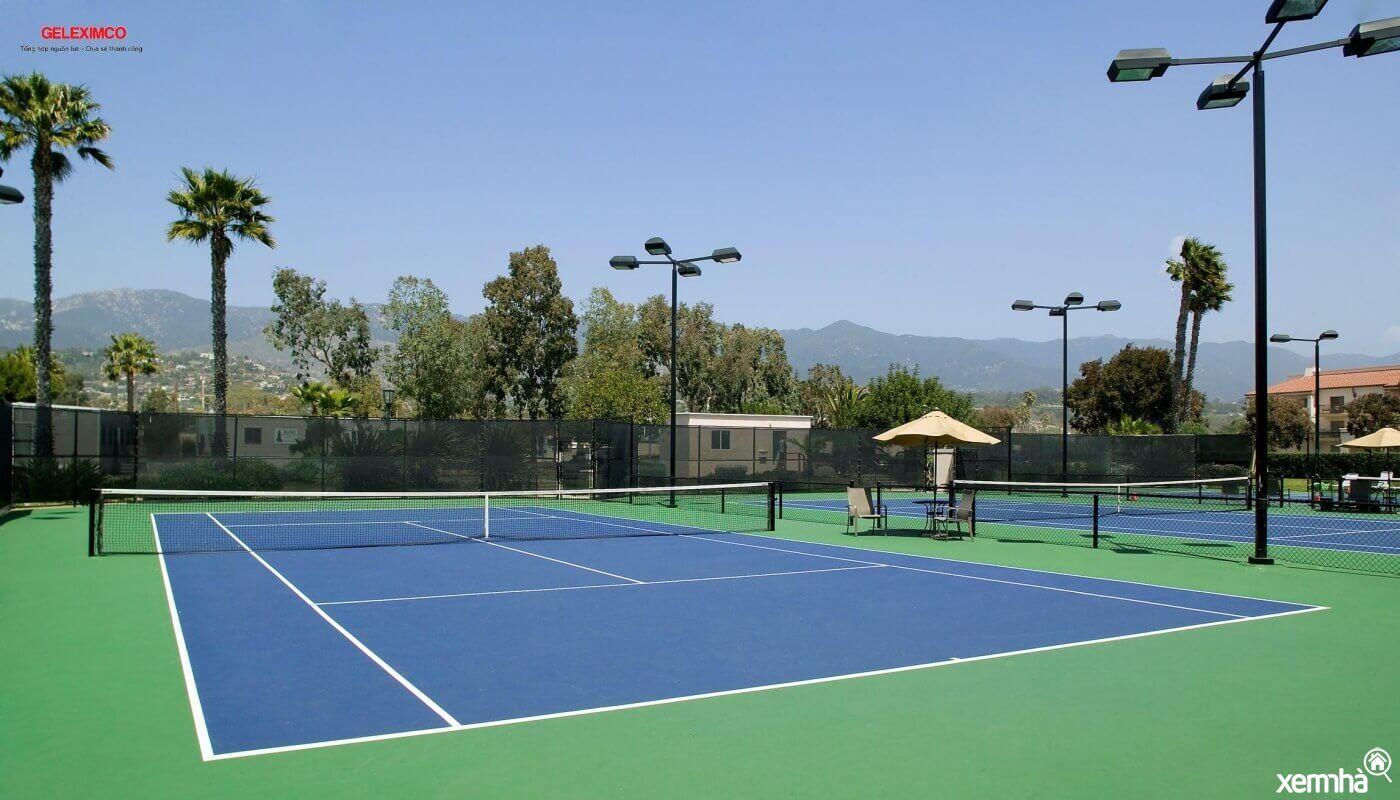 Sân Tennis Geleximco