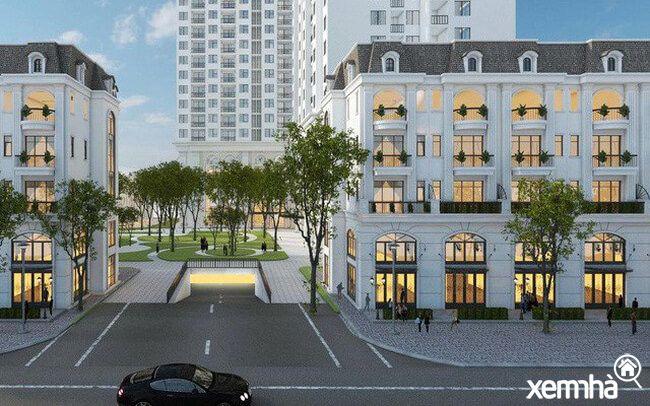 Đầu tư cho shophouse được xem là xu hướng mới của giới bất động sản
