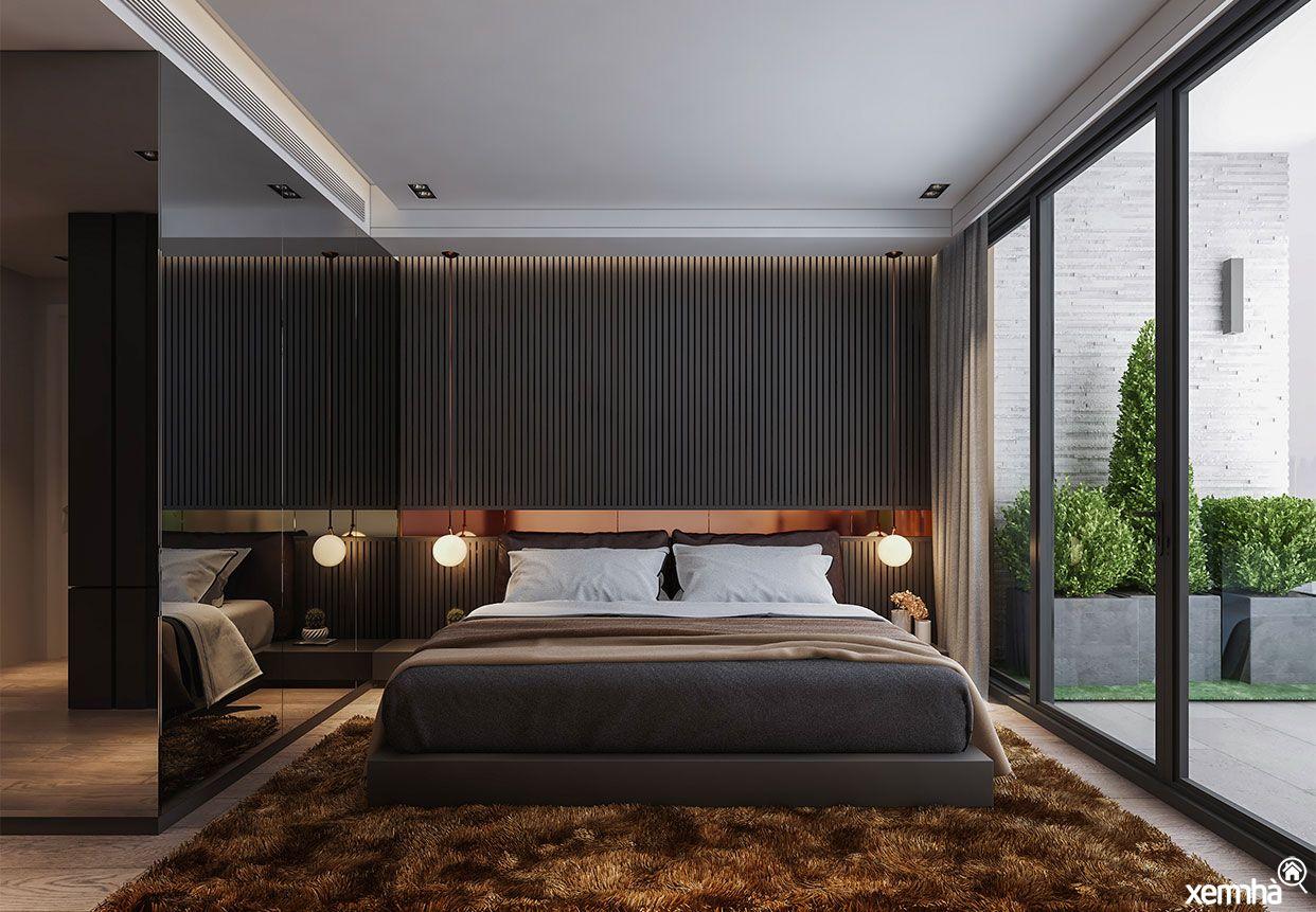 Phòng ngủ Sunshine Golden River