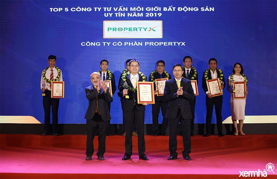 Tập đoàn Hưng Thịnh đạt giải thưởng
