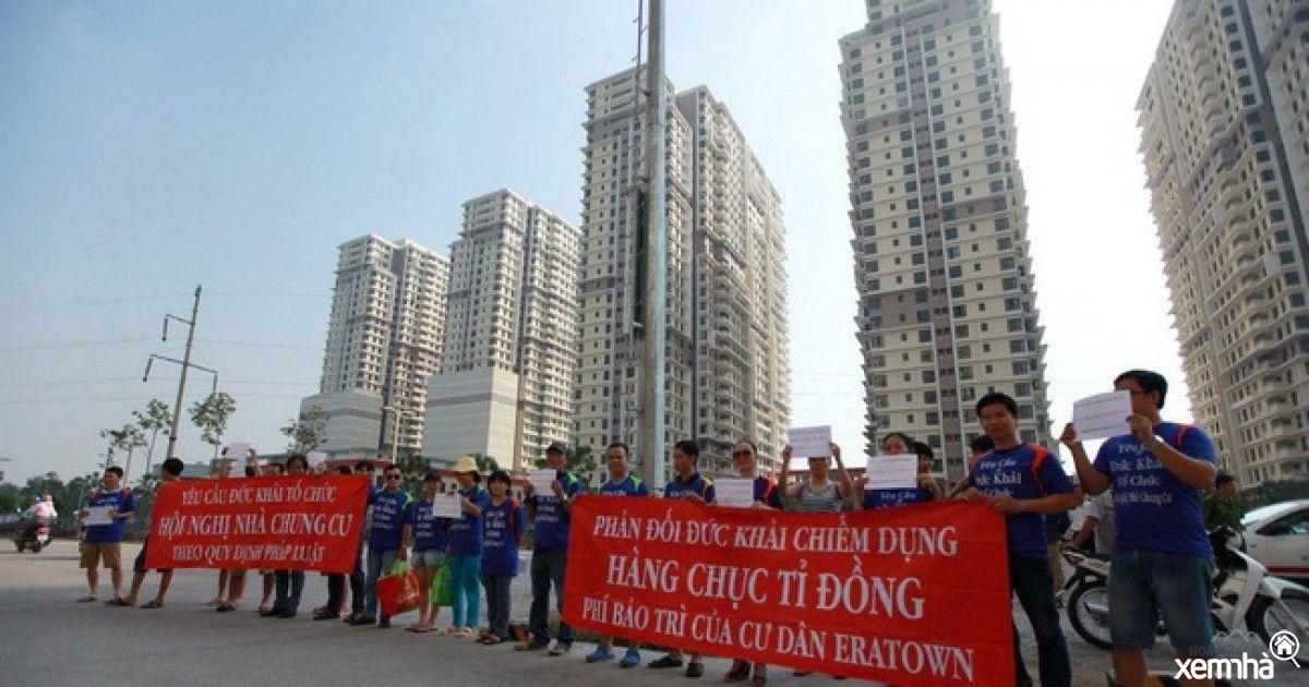 Sẽ tiến hành thanh tra chung cư tại Hà Nội vào năm 2020