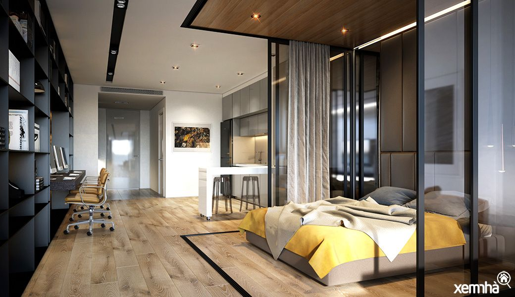 Thiết kế căn hộ Lancaster Đường Láng
