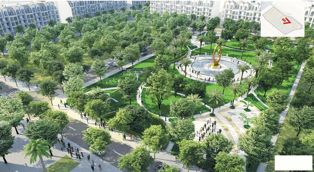 Tiện ích dự án Cao Xanh Hà Khánh