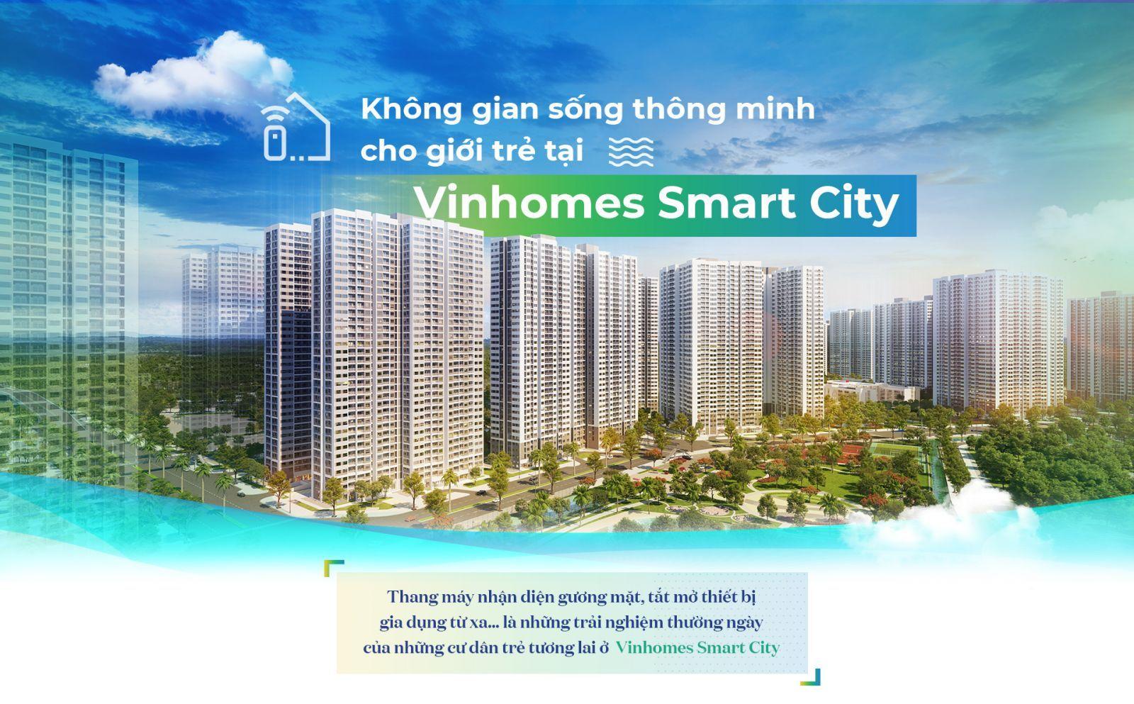 Dự án Vinhomes Smart City