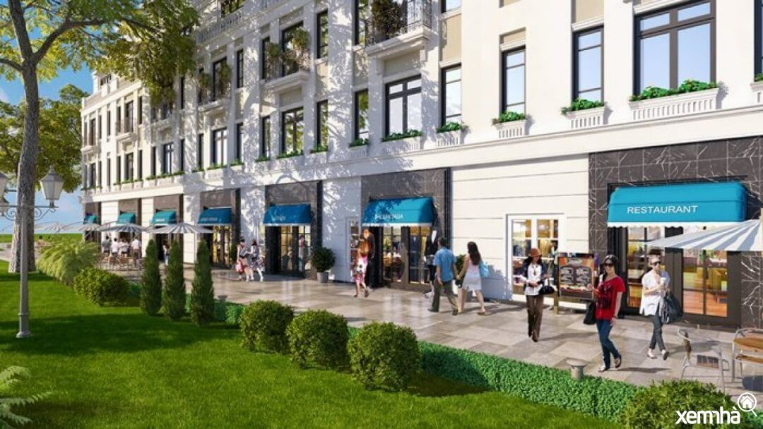 Trung tâm mua sắm Cityland Mễ Trì