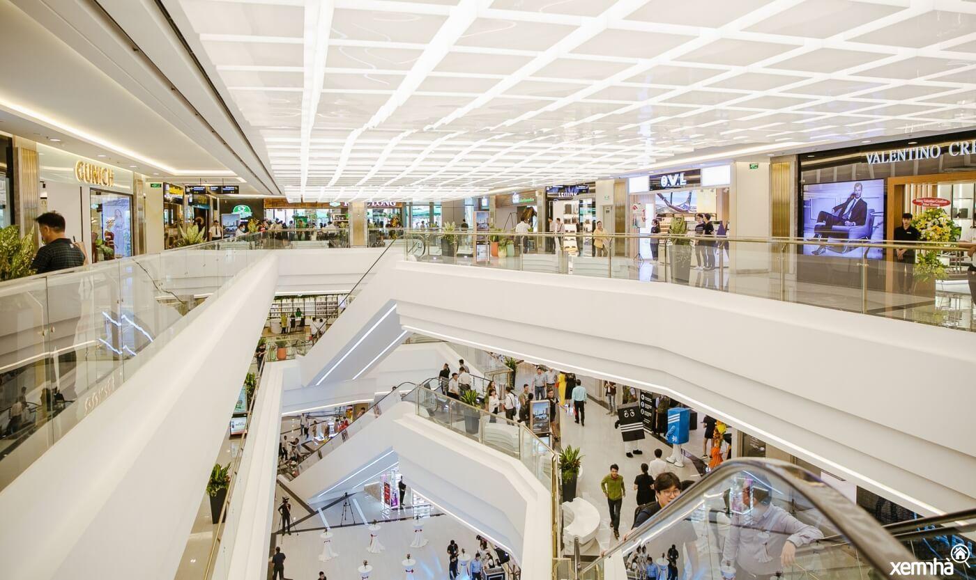 Trung tâm thương mại Anland Lake View