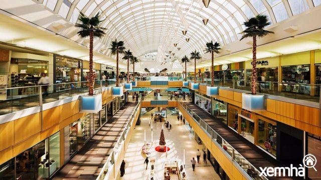 Trung tâm thương mại Phúc Hưng Complex