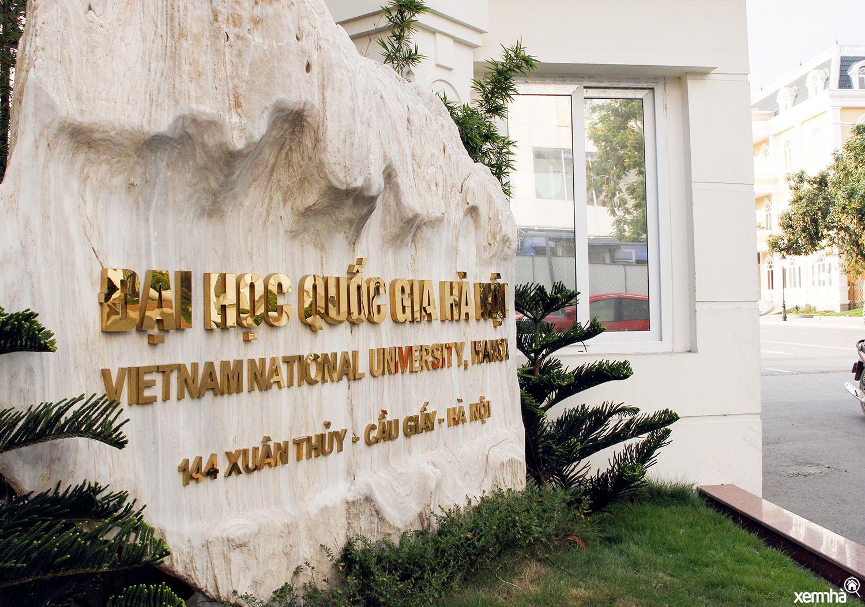 Trường đại học quốc gia Hà Nội