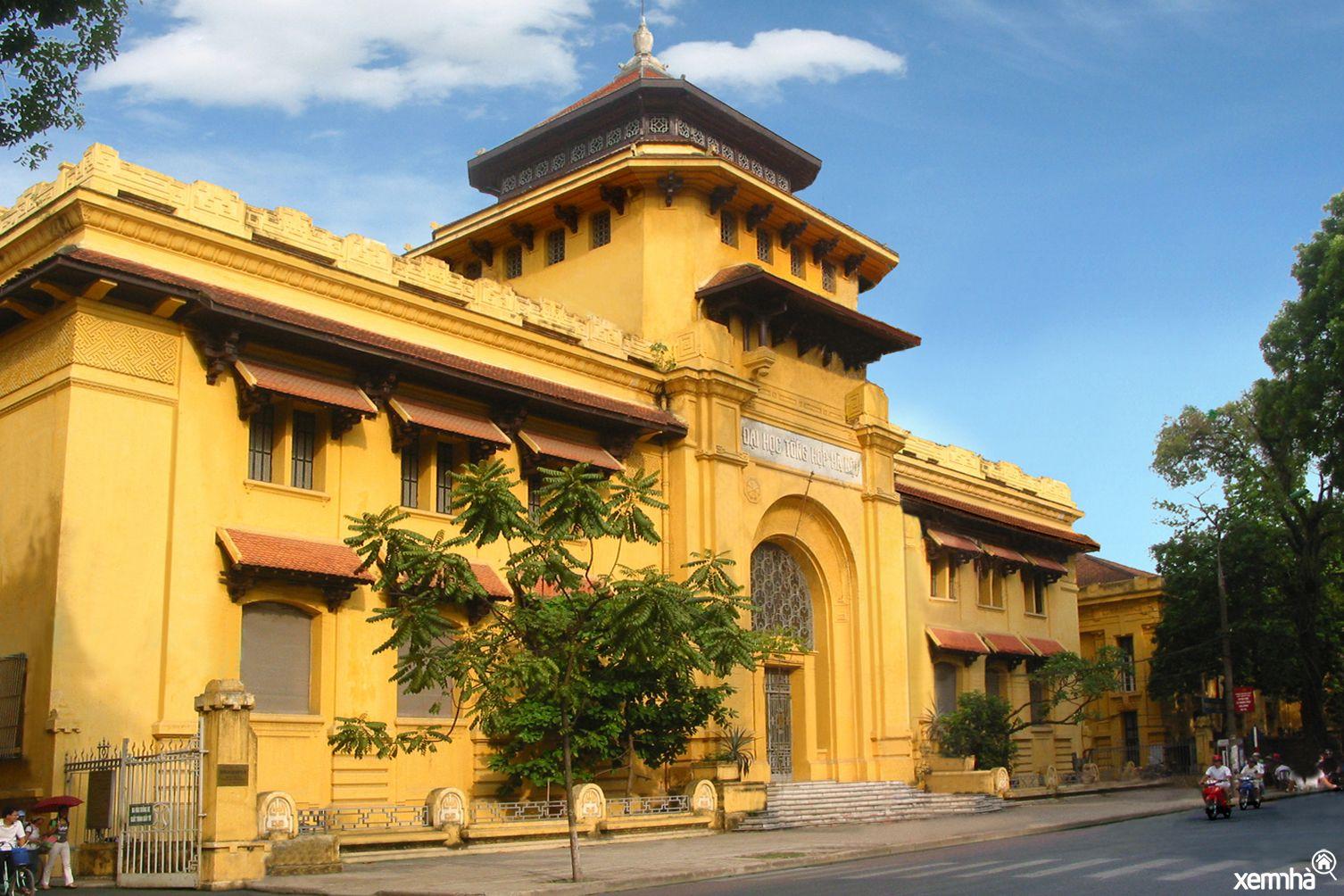 Trường đại học Y dược Hà Nội