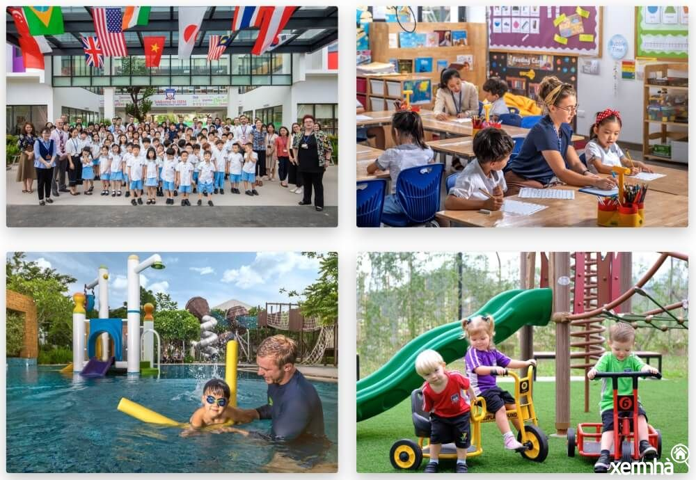 Trường học quốc tế Park City