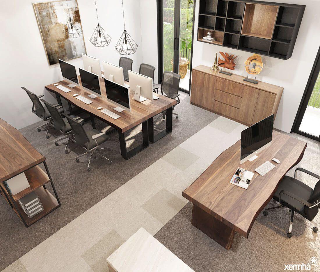 Văn phòng làm việc XN Home
