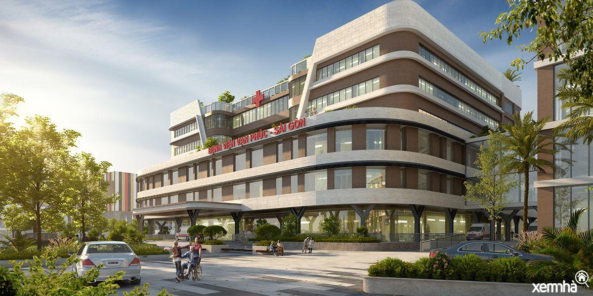 Bệnh viện Vạn Phúc City