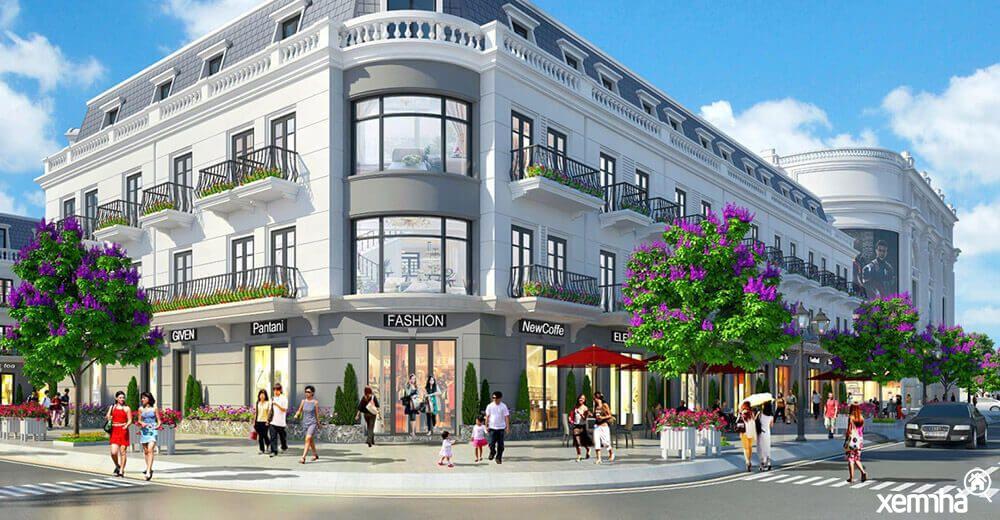 Dự án Vincome Shophouse Vinh