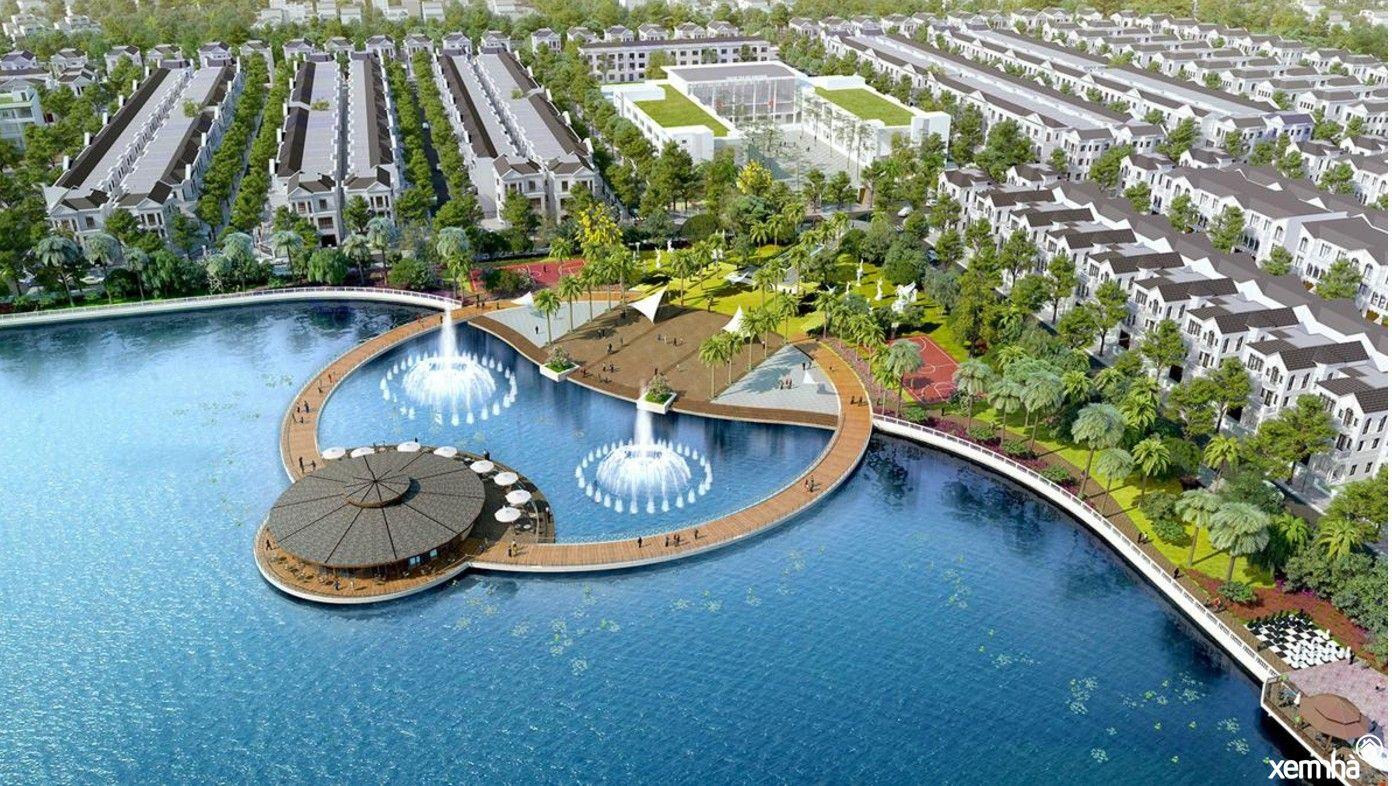 Điểm danh những khu nhà giàu đang sinh sống tại Hà Nội